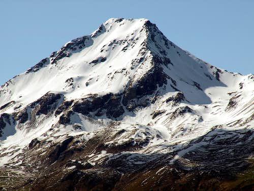Chiusella Vallon Mont Fallère above Fallère Loch 2016