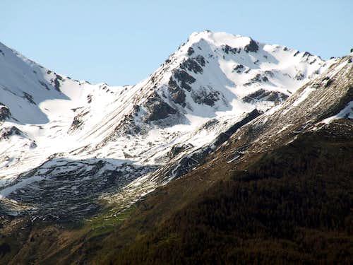 Chiusella Vallon Unnamed Pass & Mont d'Arsy 2016