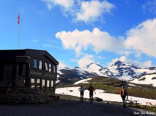 Leirvassbu Mountain Lodge