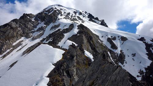 Lynx Peak NW Ridge