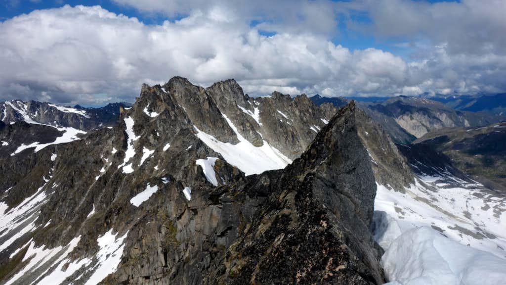 Lynx Peak Summit Views