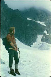 On Lower Curtis Glacier