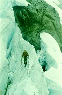 Lower Curtis Ice Fall