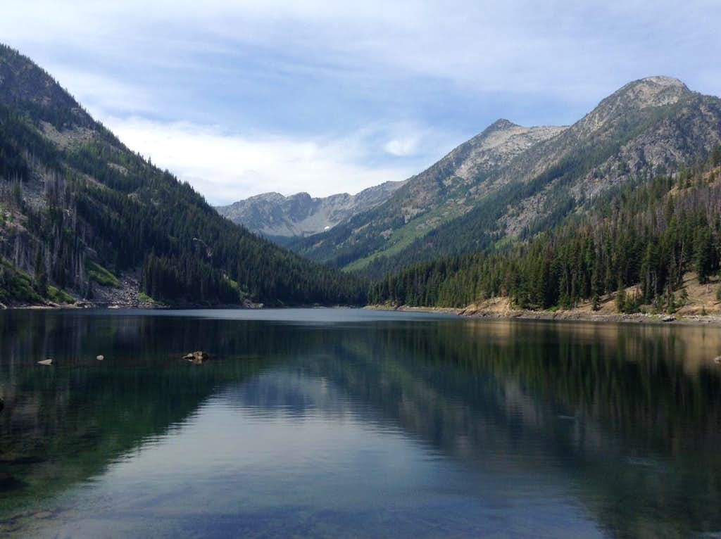 Eightmile Lake