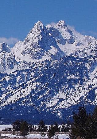 Nez Perce and South Teton.