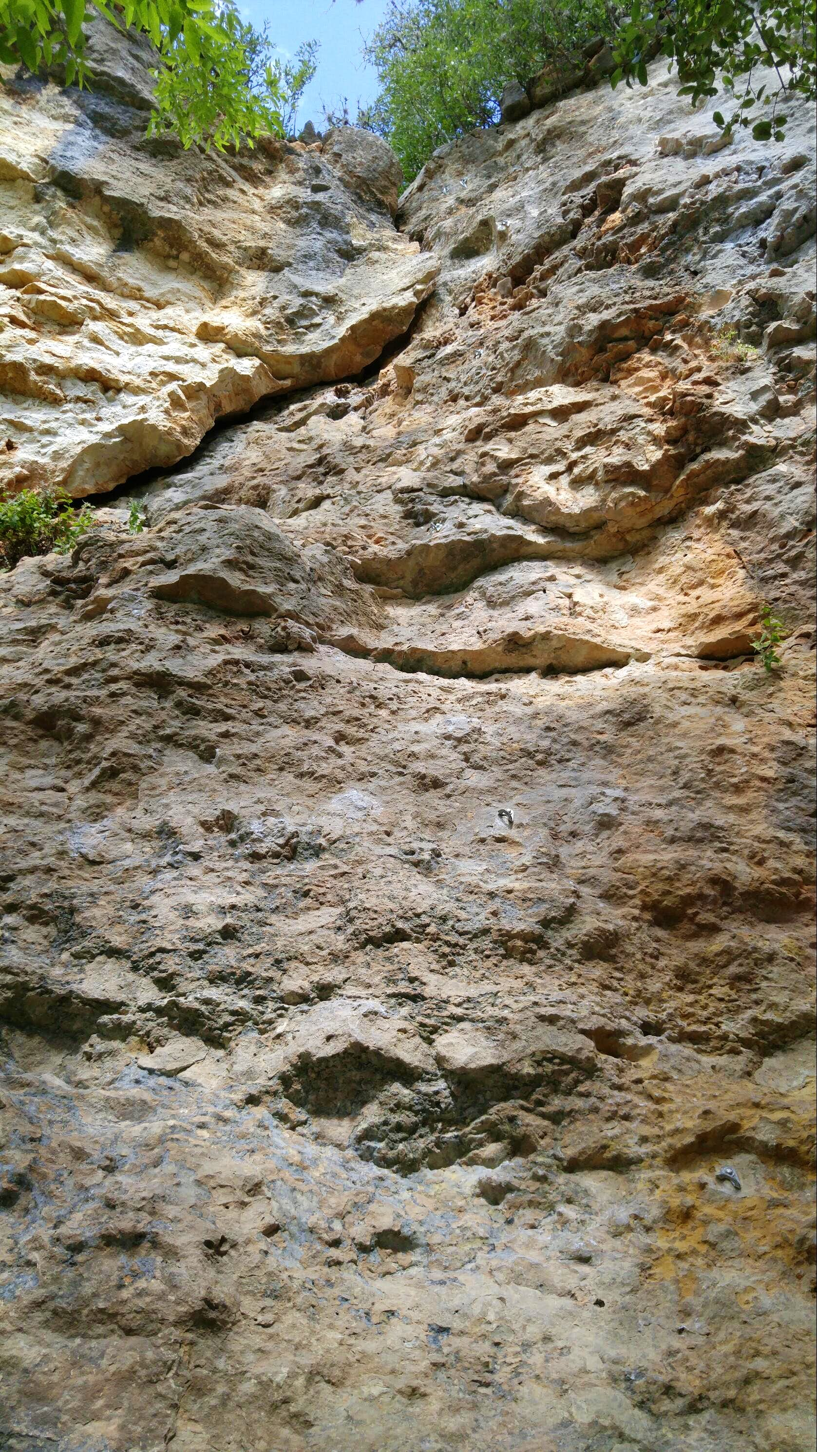 Rhetorick Wall (5.8-5.13a)
