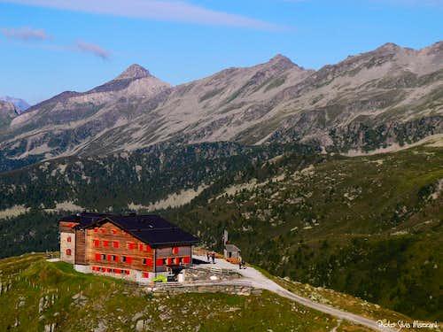 Rifugio Passo Vizze