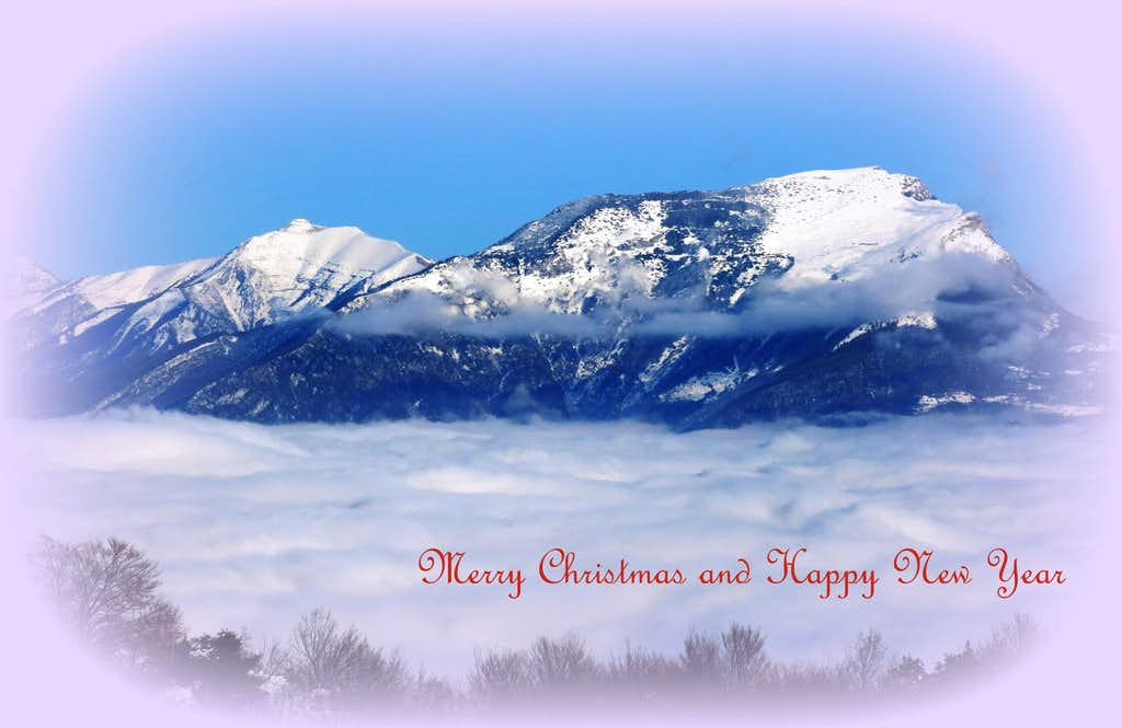 Merry Christmas and Happy New Year to all of you!