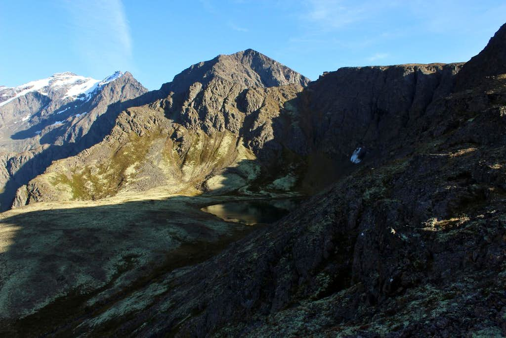 From the Tarns