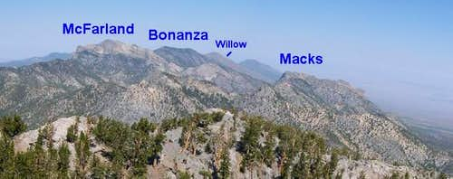 McFarland , Bonanza, Willow...