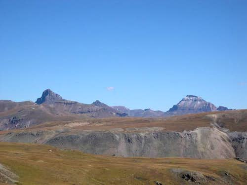 Wetterhorn, Matterhorn , and...