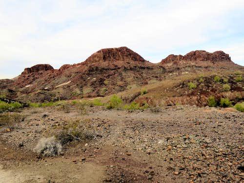 Lizard Peak (Tabletop)