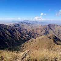 Cochise Head