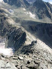 The Dents d'Ayace ridge (2003...