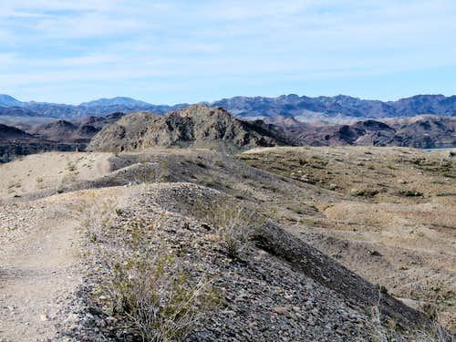 On Blue Trail