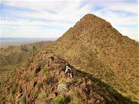 Silver Bell Peak