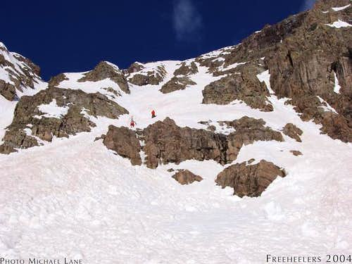 East Face Ascent May 11,...