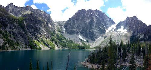 Colchuck Lake Pano
