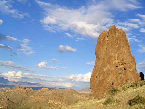 The Hand in the Superstitions.