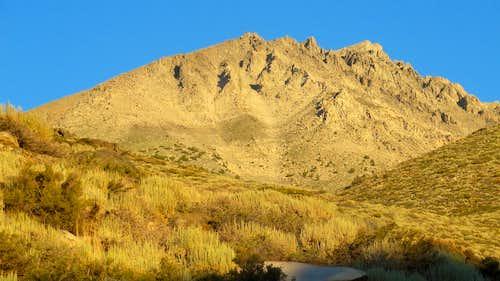 Birch Mountain - I should hike smarter