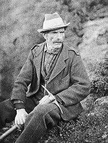 Alpine guide Jean-Joseph Maquignaz