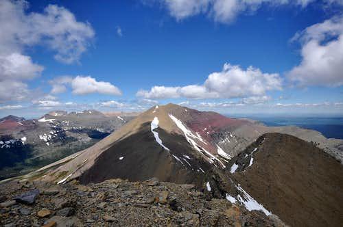 Apikuni Mountain