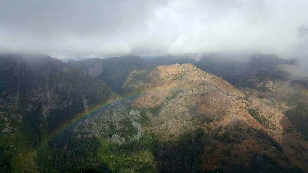 Axis Peak Summit Rainbow