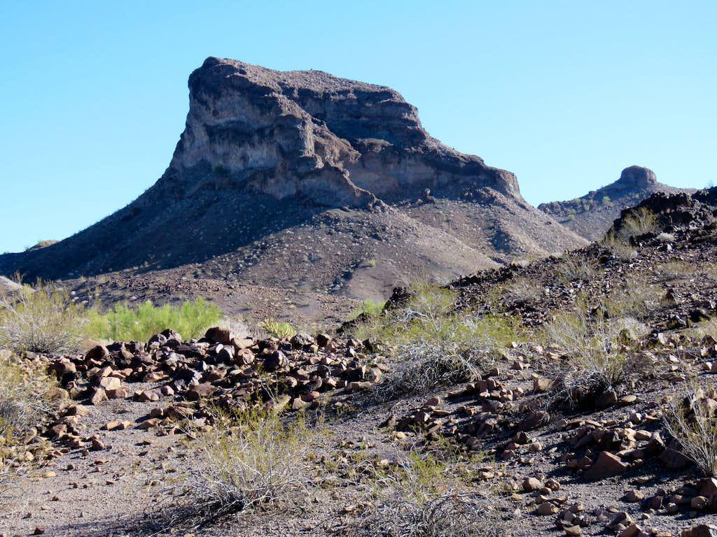 Horse Hoof Peak