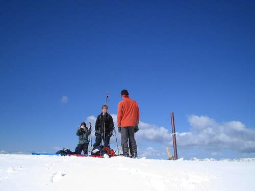 Summit of Coon Hill May 16,...