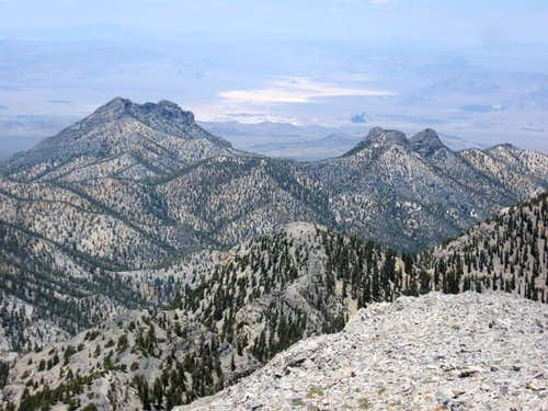 Macks Peak & The Sisters