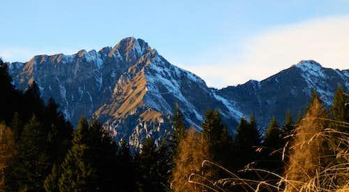 Monte Cadria, Prealpi Bresciane highest summit