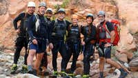 Hikers killed in Zion Park Keyhole Canyon Flash flood 2015