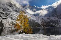 mountain lake - Morskie OKo