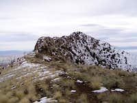 Frary Peak, March 9, 2003