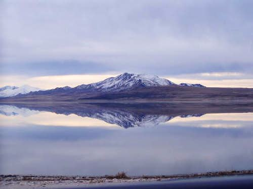 Antelope Island, and Frary...