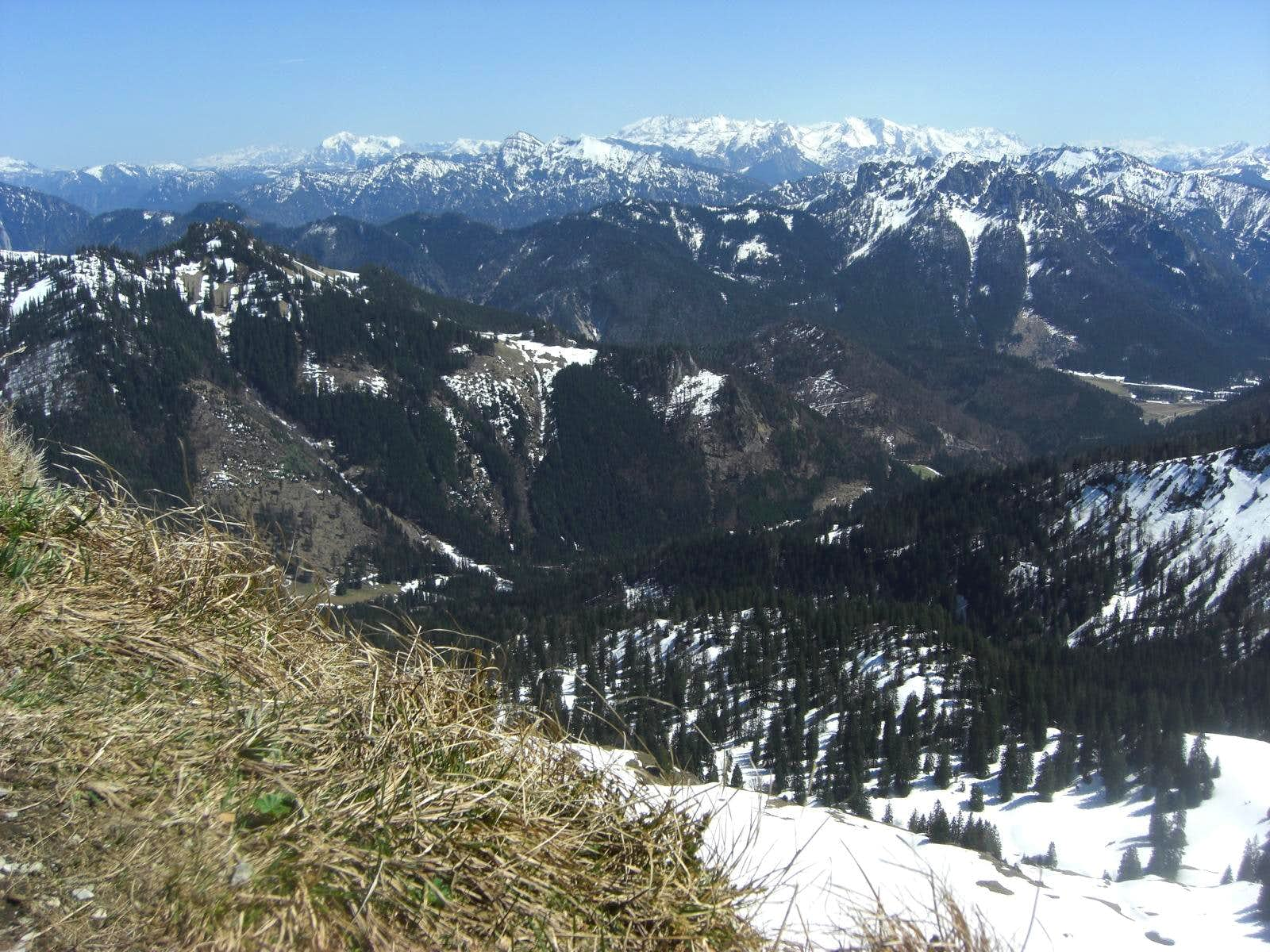 Chiemgau Alps