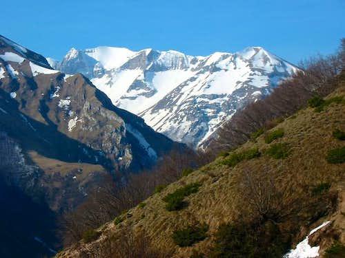 Cima del Redentore (2448 m)...