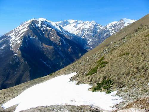 Monte Vettore and Cima del...