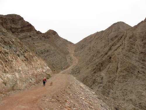 Steep Hike