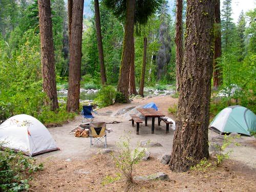 Eightmile Campsite