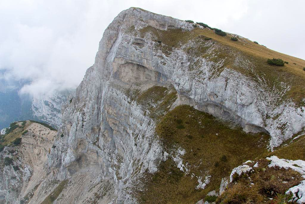 Monte Borga summit