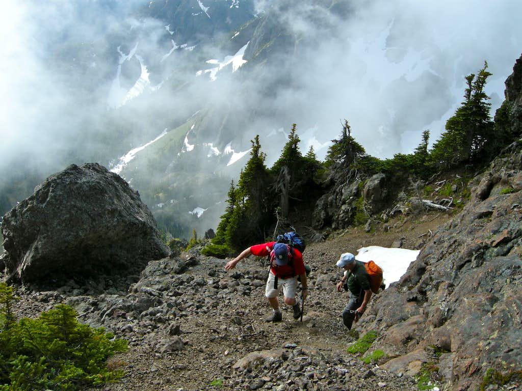 Summit Ridge Boulder Ridge