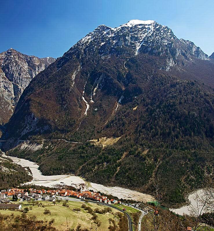 Erto and Monte Certen