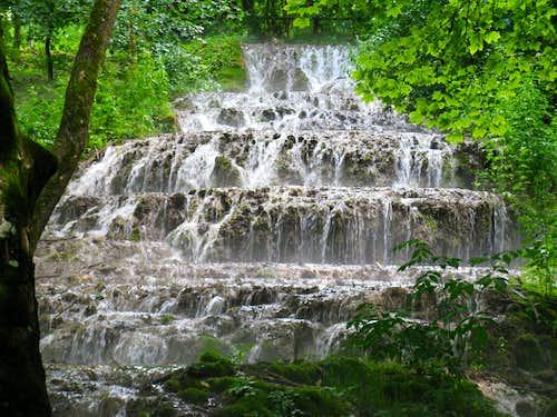 Veil waterfall