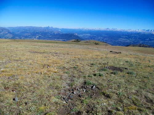 Pilot Peak & Western Beartooths