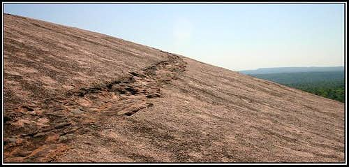 one of the many geologic...
