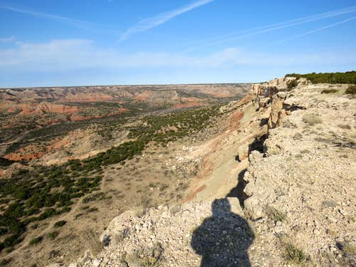 Palo Duro Canyon & Cliff Fortress