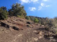 El Brujo trail