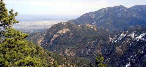 Muscoco Mountain