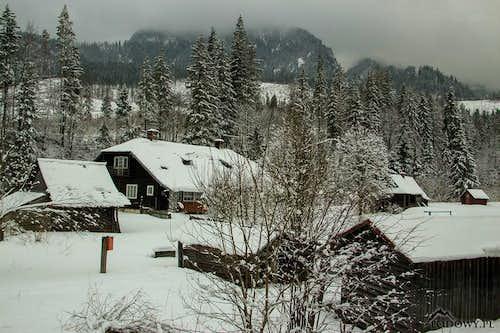 White Tatra winter